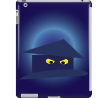 Scary House  Silver Moon iPad Case iPad Case/Skin