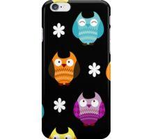 Hooty Owls iPhone Case  iPhone Case/Skin