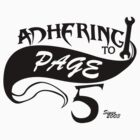 Adhering to Page 5 Since 2003 by jinsume
