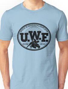 UWF Newborn (Black) Unisex T-Shirt