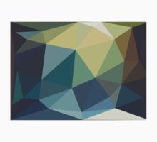 Colorful Geometric Background 3 One Piece - Short Sleeve