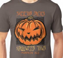 Skeleton Jack's Halloween Town Pumpkin Ale T-Shirt