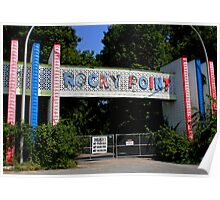 Rocky Point Amusement Park Poster