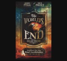 The world's end by Vinchtef