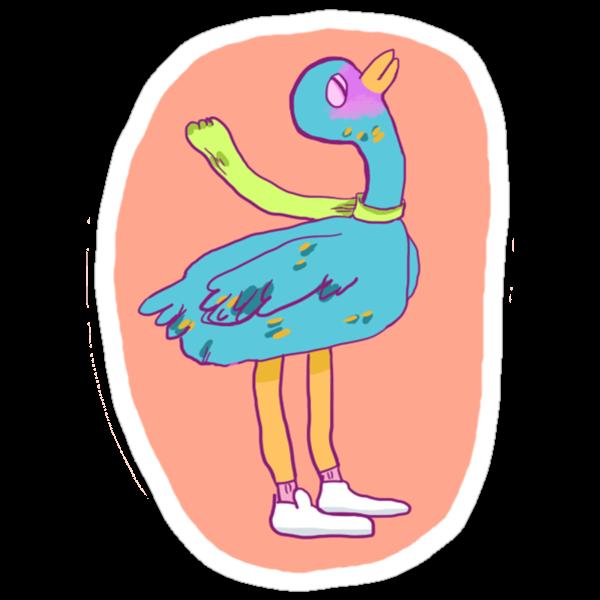 Duck by slugspoon