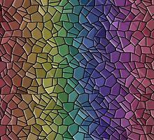 Dusty Rainbow by RickLionheart