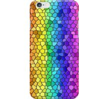 Tiled Rainbow iPhone Case/Skin