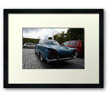 Classic Consul Capri Framed Print