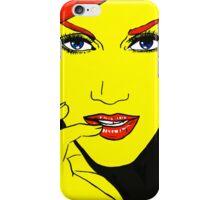 Pop Girl  iPhone Case/Skin