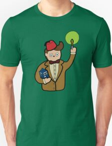 When I grow up I want to be The Doctor T-Shirt