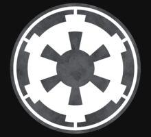 Galactic Empire Logo Grey by Rebellion-10