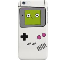 Retro Gameboy Character iPhone Case/Skin