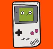 Retro Gameboy Character Kids Tee