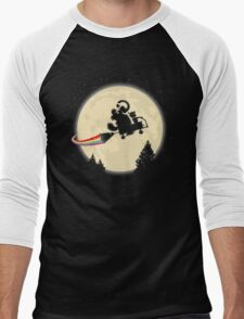 BB the Imaginary Friend Men's Baseball ¾ T-Shirt