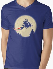 BB the Imaginary Friend Mens V-Neck T-Shirt