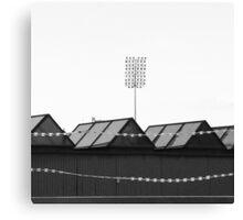 football stadium lights Canvas Print