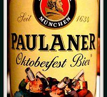 Paulaner Oktoberfestbier by ©The Creative  Minds