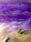 Wetland (Charoite) by Stephanie Bateman-Graham