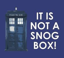 SNOG BOX by tardisbabes