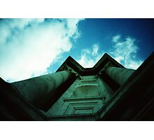 Paul's Pillars - Lomo Photographic Print