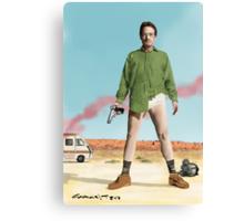 Bryan Cranston @ Breaking Bad Canvas Print