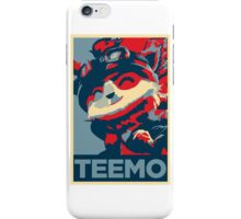TEEMO (League of Legends) iPhone Case/Skin