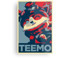 TEEMO (League of Legends) Metal Print