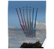 The Red Arrows 3/3 Poster