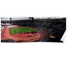 Olympic Stadium Poster