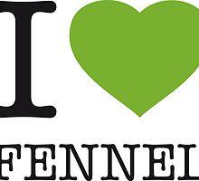 I ♥ FENNEL by eyesblau