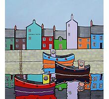 Harbour master Photographic Print