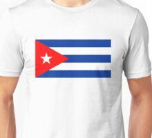 Flag of Cuba Unisex T-Shirt