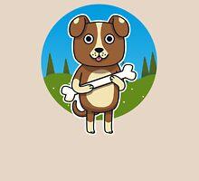 Dog with Bone Unisex T-Shirt