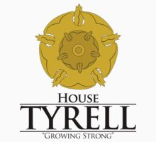 House Tyrell (Black) by innercoma