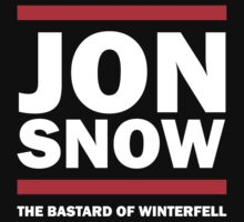 Jon Snow (RUN DMC) by innercoma
