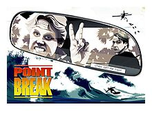 Point Break 2015 utah get me 2 Photographic Print