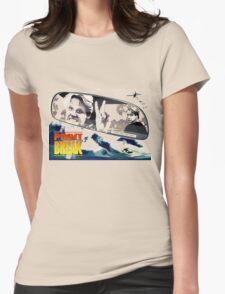 Point Break 2015 utah get me 2 Womens Fitted T-Shirt
