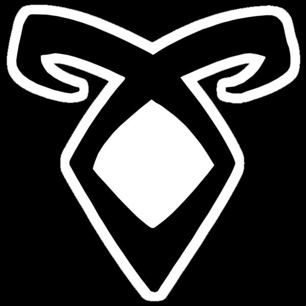 Angelic Power Rune by RabbitMachine