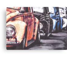 Rust N Shine Canvas Print