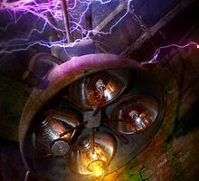 Mad Scientist - Your operation was a success by Mike  Savad