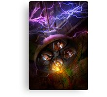 Mad Scientist - Your operation was a success Canvas Print