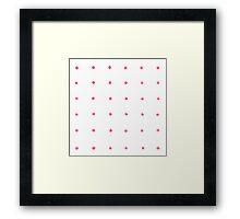 Pattern #3 Framed Print