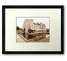 Hever Castle Framed Print