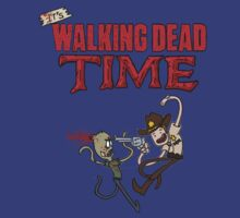 Walking Dead Time by BethTheKilljoy