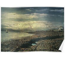 At Penmon Point Poster
