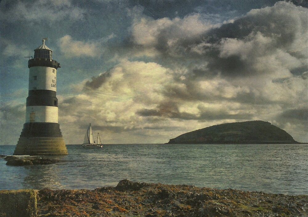 To the Lighthouse by Sarah Jarrett