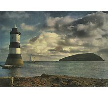 To the Lighthouse Photographic Print