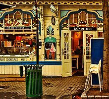 The Waffle Bakery by © Kira Bodensted