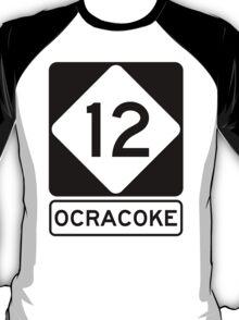NC 12 - Ocracoke T-Shirt