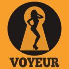 Voyeur by bkxxl